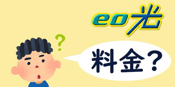 eo光の料金