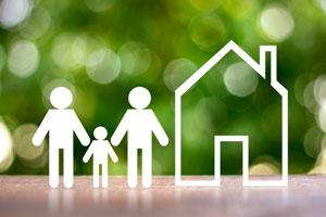 auスマートバリューを家族で利用するイメージ