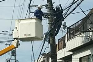 回線事業者が原因の回線落ちは防げない