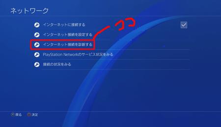 PS4速度測定