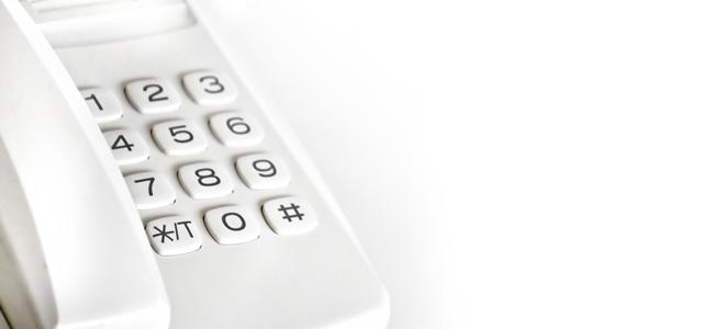電話オプションパックの解約方法